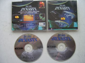 The Last Dynasty  PC